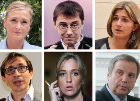 Nuevas caras de la poltica madridleña.