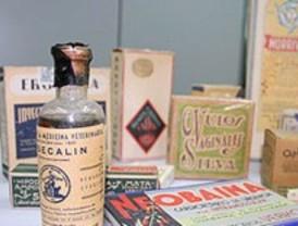 Colección de medicamentos de fabricación industrial de la Universidad de Alcalá