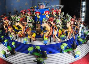 El mundo mágico de Pixar se instala en Caixaforum