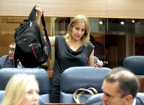 Tania Sánchez abandona IU para formar un nuevo partido
