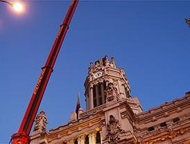 El palacio de Cibeles cuesta más que la recién inaugurada T-3 de Málaga
