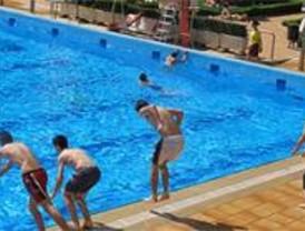 Los ba istas estrenar n la temporada de piscinas con for Piscina francos rodriguez