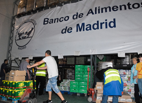 el banco de alimentos celebra su segunda gran recogida con 20.000