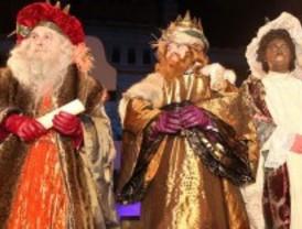Cortes de tr�fico y desv�os por la visita de los Reyes Magos