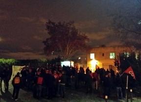 Arranca la huelga indefinida en Madrid Río