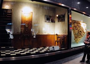 Arte de escaparate en el corte ingl s de preciados for Corte ingles preciados