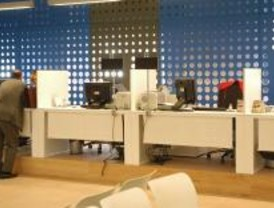 La oficina de atenci n al ciudadano de l nea madrid en for Oficinas linea madrid