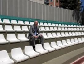 El parque Calero recupera su auditorio