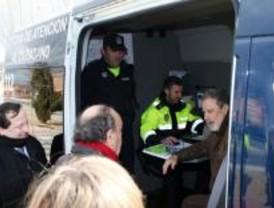 Nueva oficina de atenci n m vil al ciudadano en las rozas for Oficina de atencion al ciudadano linea madrid