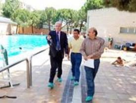 ciudad lineal abre al p blico la piscina san juan bautista