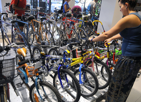 Bicicletas junior en Re-cycling