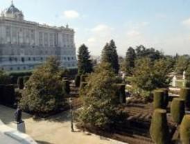 Los Jardines De Sabatini Madridiario