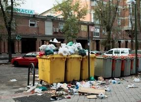 Habrá huelga de recogida de basuras desde el 11 de mayo