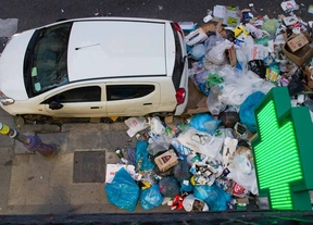 La plantilla de la recogida de basura decide este mi�rcoles si hace huelga