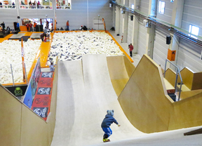 Centro Freestyle Indoor de Andorra